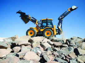 MST Backhoe Loader  M544Plus - picture0' - Click to enlarge