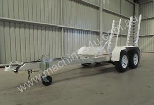 2017 Workmate Alloy 2-4 Plant Trailer