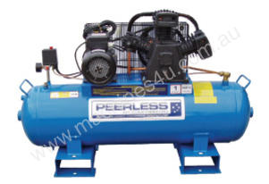 Peerless PHP15 High Pressure Fatboy Electric Compr
