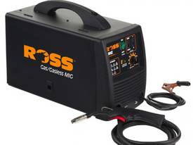 Ross 175amp Mig Gas-Gasless Welder With Euro Torch