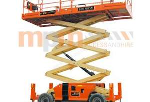 Mpm   43ft Diesel Scissor Lift
