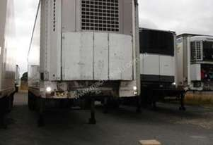 1994 Maxicube Refrigerated Van-Trailer