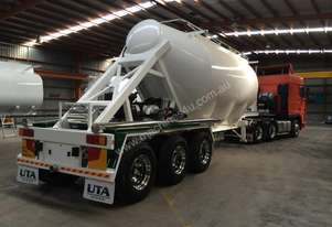 2014 ULTIMATE BULK DRY CEMENT TANKER WITH BLOWER