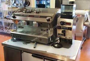 Group 2 Azkoyen Coffee Machine with Bean Grinder