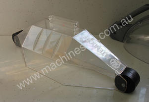 Various Panel Saw Parts, Guards, Tops & More