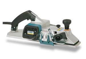 PLANER LARGE 1200W 455X80MM 0-3MM CUTTING DEPTH, 22MM RABBETING DEPTH CE24E VIRUTEX