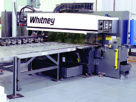 Haco/Whitney 3400XP CNC Punch/Plasma Combination - picture0' - Click to enlarge