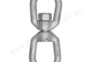 HOOK CHAIN SWIVEL EYE 13M BOW & BOW GAL