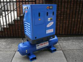 German Rotary Screw - 10hp  7.5kW Air Compressor - picture7' - Click to enlarge