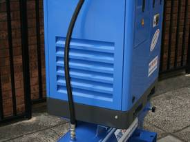 German Rotary Screw - 10hp  7.5kW Air Compressor - picture1' - Click to enlarge