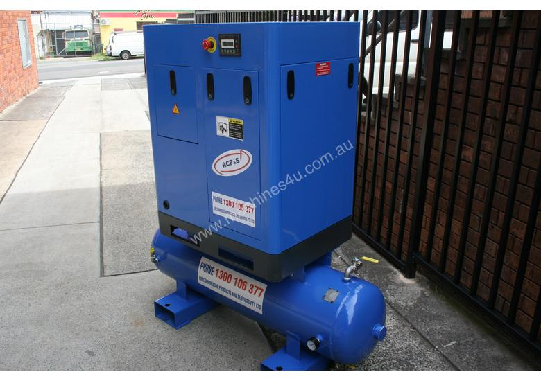 German Rotary Screw - 10hp  7.5kW Air Compressor