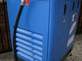 German Rotary Screw - 10hp  7.5kW Air Compressor - picture14' - Click to enlarge