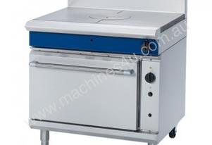 Blue Seal Evolution Series G576 - 900mm Gas Target Top Convection Oven Range
