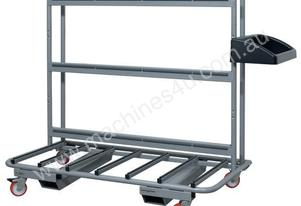 FOM CARR 400 Aluminium Window Sash Trolley