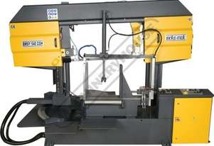 BMSY-540-CGH Semi Automatic Double Column & Swivel Head Band Saw 750 x 540mm (W x H) Rectangle Capac