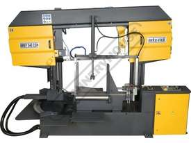 BMSY-540-CGH Semi Automatic Double Column & Swivel Head Band Saw 750 x 540mm (W x H) Rectangle Capac - picture0' - Click to enlarge