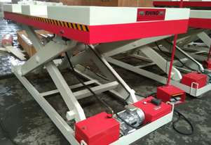 Scissor Lift Tables - Largest choice of New & Used in Australia