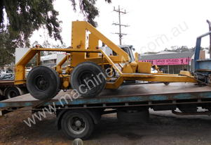 6ton cable drum hydrailic self loader