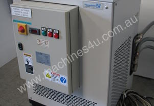 Industrial Water Oil Liquid Chiller Air Cooled