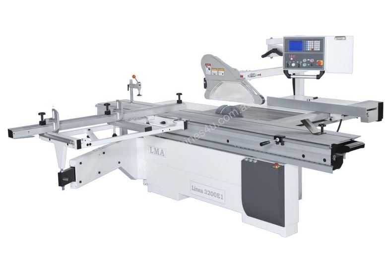 New 2017 Lma Linea 3200e1 Panel Saw In North Plympton Sa