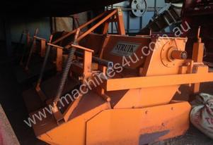 Struik 4 Row Potato Hiller