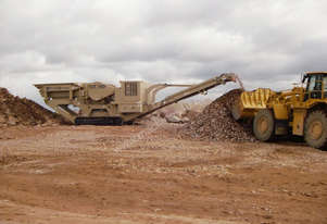Astec GT125 Jaw Crusher