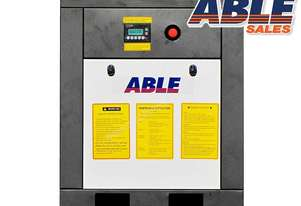 Silenced Screw Air Compressor 415Volt 10HP 39CFM 116PSI