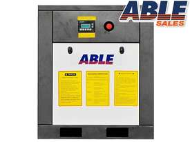 Silenced Screw Air Compressor 415Volt 20HP 80CFM 116PSI - picture0' - Click to enlarge