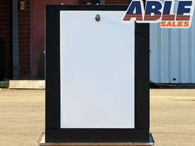 Silenced Screw Air Compressor 415Volt 20HP 80CFM 116PSI - picture1' - Click to enlarge