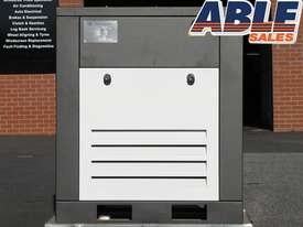 Silenced Screw Air Compressor 415Volt 20HP 80CFM 116PSI - picture3' - Click to enlarge