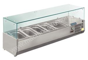 THERMASTER  REFRIGERATED SERVERY/ 1500 WIDE