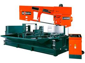 C-800DMNC AUTOMATIC DOUBLE MITRE BANDSAW - picture0' - Click to enlarge