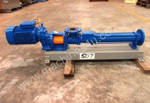 Helical Rotor Pump - In/Out: 65mm.