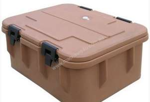 F.E.D. CPWK080-3 Insulated Top Loading Food Carrier