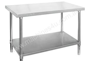 F.E.D. WB6-0600/A Stainless Steel Workbench