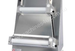 GAM R40P Double Pass Parallel Dough Roller with Electronic Foot Pedal
