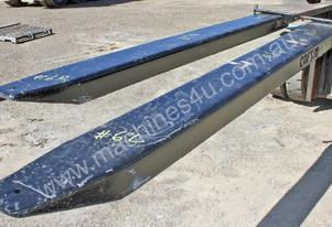 East West Engineering Slippers 2100 long x 8000kg