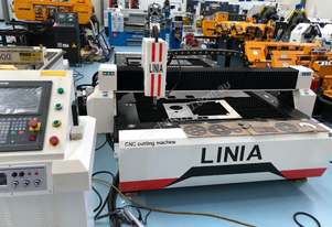 LINIA PRECISION CNC PLASMA CUTTING MACHINE | HYPERTHERM | HEAVY DUTY | WIRELESS REMOTE | DUAL DRIVE