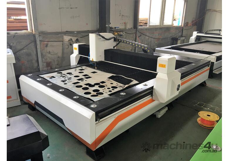 LINIA PRECISION CNC PLASMA CUTTING MACHINE