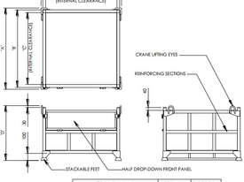 Heavy Duty Storage Box - picture2' - Click to enlarge
