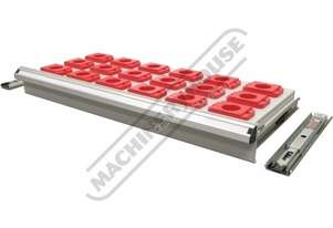 SCD-40H Drawer with NT40/BT40 Plastic Holders 100mm Deep Drawer, 75kg Capacity Suits T762 & T774