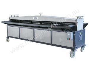 HVAC 2500mm x 1.2mm Ribbing / Beading Machine