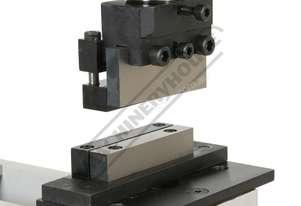Straight Shearing Die Set - 100mm 1.2mm Mild Steel Capacity Suits BP-3T Press