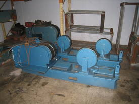 20 TONNE WELDING ROTATORS - picture0' - Click to enlarge