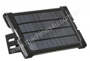 SOLAR PANEL WITH L-ION BATTERY FOR CAMERA