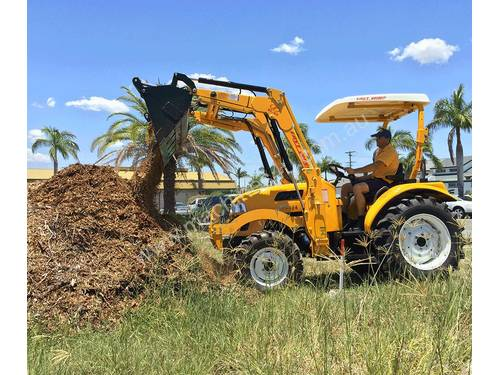 Eastwind DFS454 - 45HP Deluxe Tractor with Shuttle