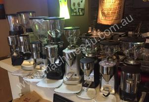 Mazzer Commercial Coffee Bean Espresso Grinders