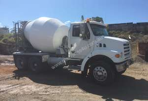 Sterling Concrete Agitator Truck for sale $45,000