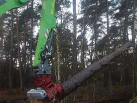 Vosch rotating excavator grapples - picture3' - Click to enlarge