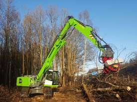 Vosch rotating excavator grapples - picture4' - Click to enlarge